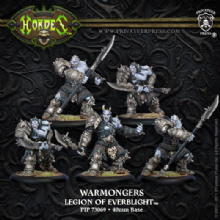 Legion Everblight Warmongers (5)